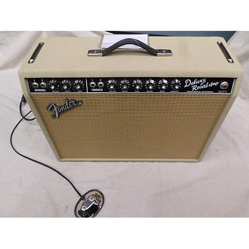 Fender Vintage Reissue 1965 Deluxe Reverb Tube Guitar Combo Amp-thumbnail