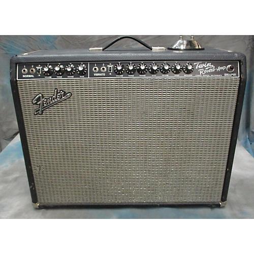 Fender Vintage Reissue 1965 Twin Reverb Tube Guitar Combo Amp-thumbnail
