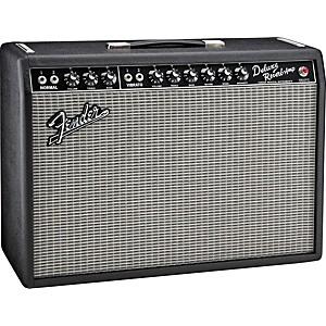 Fender Vintage Reissue &39;65 Deluxe Reverb Guitar Combo Amp by Fender