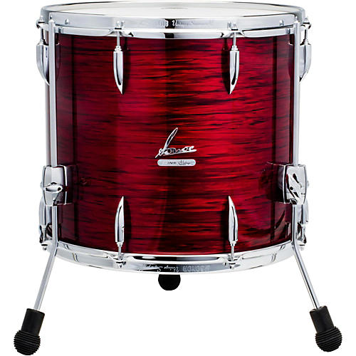 Sonor vintage series floor tom 16 x 14 in vintage red for 16x14 floor tom