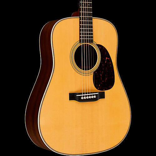 Martin Vintage Series  HD-28V Dreadnought Acoustic Guitar-thumbnail