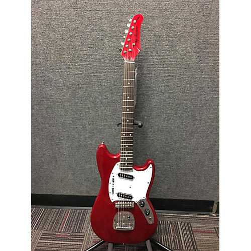 Jay Turser Vintage Series Mustang Solid Body Electric Guitar-thumbnail