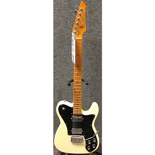 SX Vintage Series Solid Body Electric Guitar-thumbnail