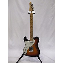 SX Vintage Series Tele Thin Line Hollow Body Electric Guitar