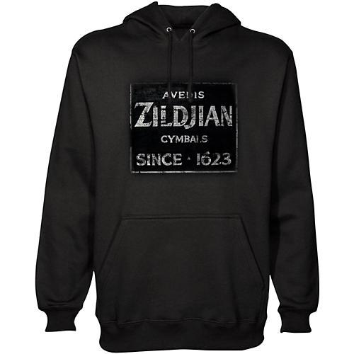 Zildjian Vintage Sign Pullover Hoodie-thumbnail
