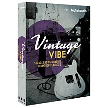Big Fish Vintage Vibe