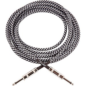 Fender Vintage Voltage Straight-Straight Instrument Cable - 12 ft. by Fender