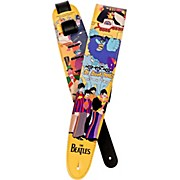 "D'Addario Planet Waves Vinyl 2.5"" Beatles Guitar Strap"