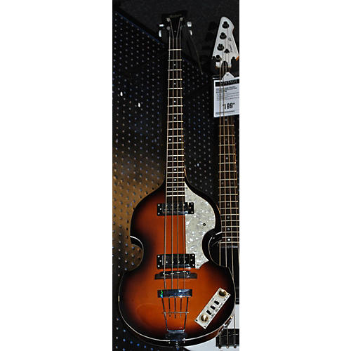 Hofner Viola Bass Electric Bass Guitar-thumbnail