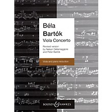 Boosey and Hawkes Viola Concerto, Op. Posth. Boosey & Hawkes Chamber Music Series Composed by Béla Bartók