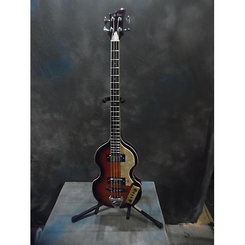 Jay Turser Viola Style Electric Bass Guitar-thumbnail