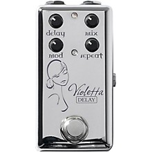 Red Witch Violetta Delay Guitar Effects Pedal Level 1