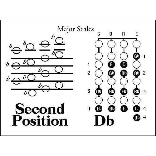 Sarkett Violin Scale Charts