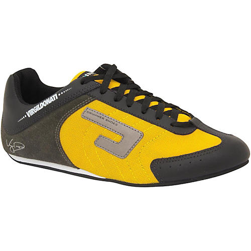 Urbann Boards Virgil Donati Signature Shoes, Yellow-Black 9.5-thumbnail