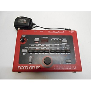 Pre-owned Nord Virtual Analog Drum Synthesizer Drum Machine