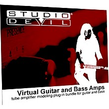 Studio Devil Virtual Guitar and Bass Amp Bundle