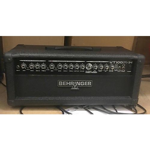 Behringer Virtube VT100FXH 100W Solid State Guitar Amp Head