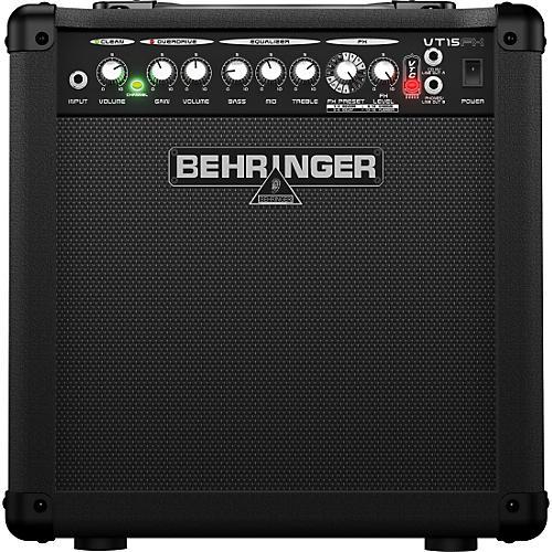 Behringer Virtube VT15FX 15W 1x8 Guitar Combo Amplifier