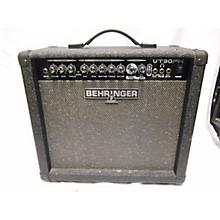 Behringer Virtube VT30FX 30W 1x10 Guitar Combo Amp