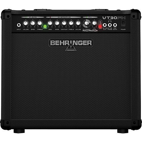Behringer Virtube VT30FX 30W 1x10 Guitar Combo Amp-thumbnail