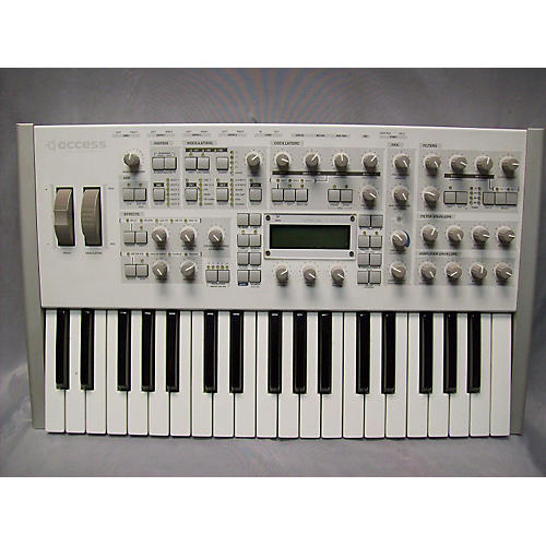 used access virus ti polar 37 key synthesizer guitar center. Black Bedroom Furniture Sets. Home Design Ideas