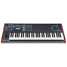 Access Virus TI v2 Keyboard Total Integration Synthesizer and Keyboard Controller Level 1 Black
