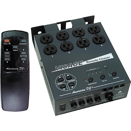 Elation Visage 4-Channel Chase Controller-thumbnail