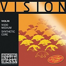 Thomastik Vision 4/4 Violin Strings Strong
