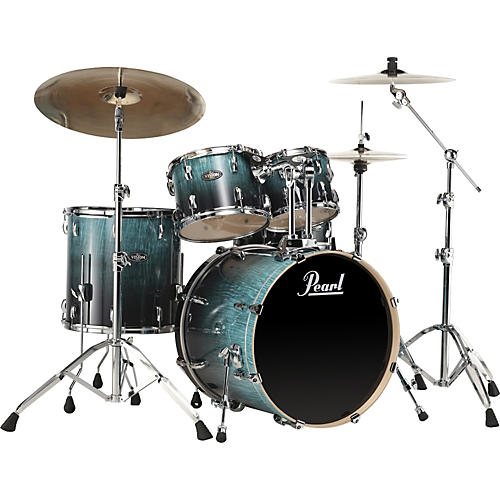 Pearl Vision Birch Artisan II New Fusion Shell Pack Emerald Fade Eucalyptus
