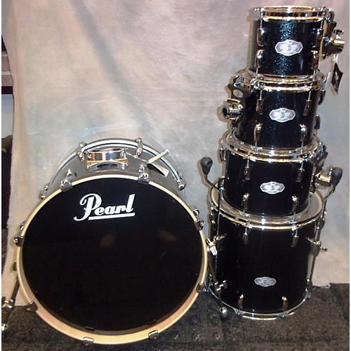 Pearl Vision Drum Kit Metallic Black