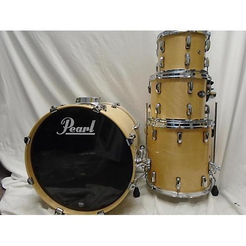 used pearl vision drum kit natural guitar center. Black Bedroom Furniture Sets. Home Design Ideas