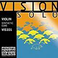 Thomastik Vision Solo 4/4 Size Violin Strings 4/4 Size Silver D StringThumbnail