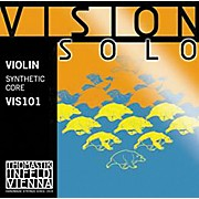 Thomastik Vision Solo 4/4 Size Violin Strings