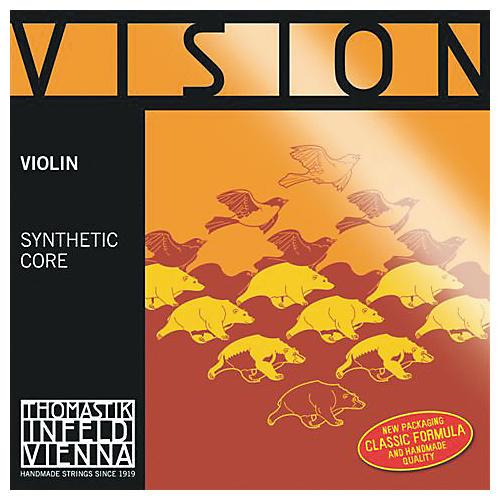 Thomastik Vision Titanium Orchestra Violin Strings A, Aluminum Wound 4/4 Size