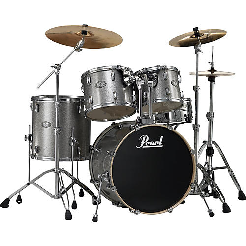 Pearl Vision VSX 5-Piece Fusion Drum Floor Set-thumbnail