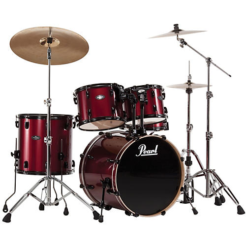 Pearl Vision VX 5 Piece New Fusion Shell Pack