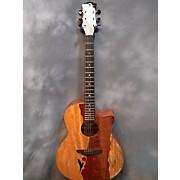 Luna Guitars Vista Eagle Acoustic Electric Guitar