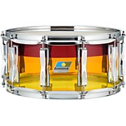 Ludwig Vistalite Tequila Sunrise Snare Drum