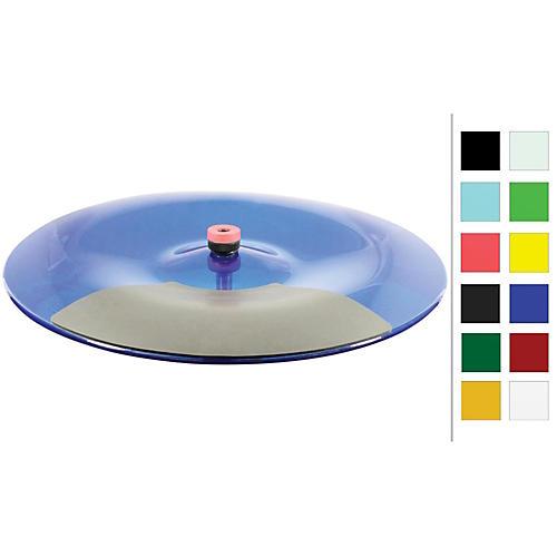 Pintech VisuLite Professional Single Zone China Cymbal 18 in. Translucent Blue
