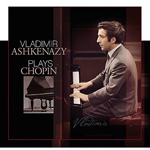 Alliance Vladimir Ashkenazy Plays Chopin