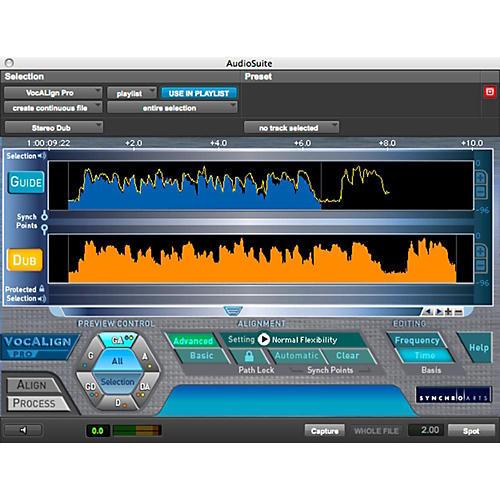 SYNCHRO ARTS VocALign Pro 4 Software Download