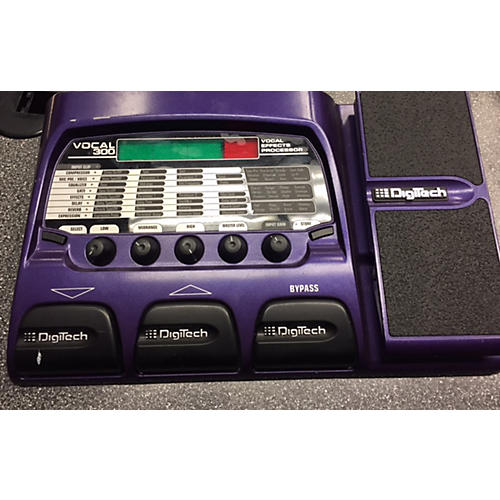 Digitech Vocal 300 Vocal Processor-thumbnail