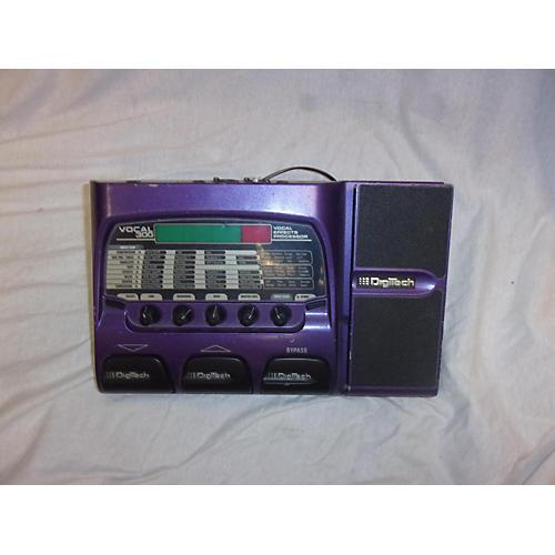 Digitech Vocal 300 Vocal Processor
