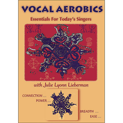 Hal Leonard Vocal Aerobics - Essentials for Today's Singers (DVD)