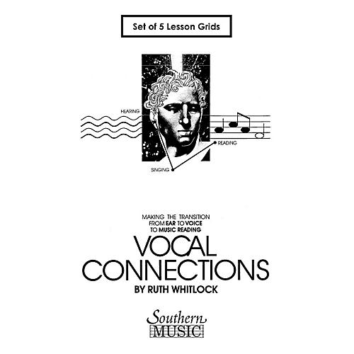 Hal Leonard Vocal Connections, Grids (Choral Music/Choral Method - Sigh) Composed by Whitlock, Ruth