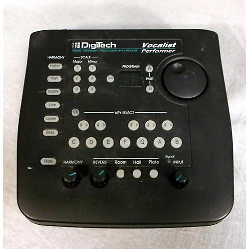 Digitech Vocal Performer Effect Pedal