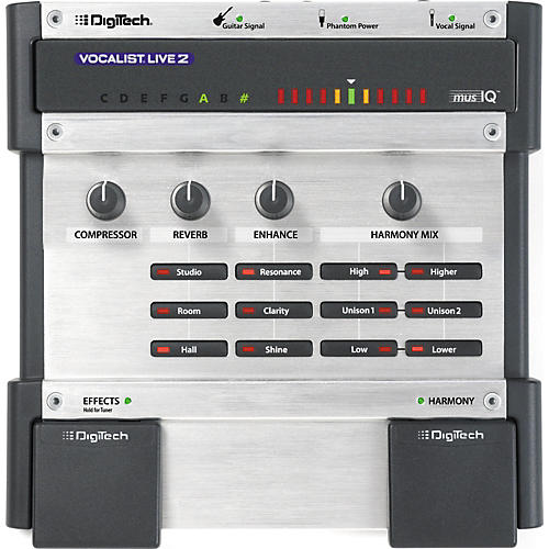 Digitech Vocalist Live 2 Harmony Processor