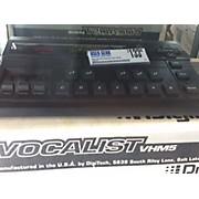 Digitech Vocalist Live 5 Vocal Harmony Vocal Processor