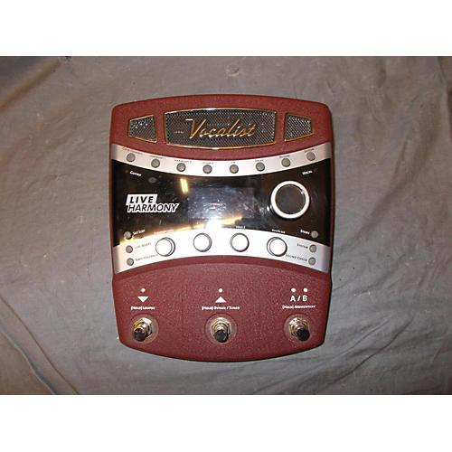 Digitech Vocalist Live Harmony Effect Processor