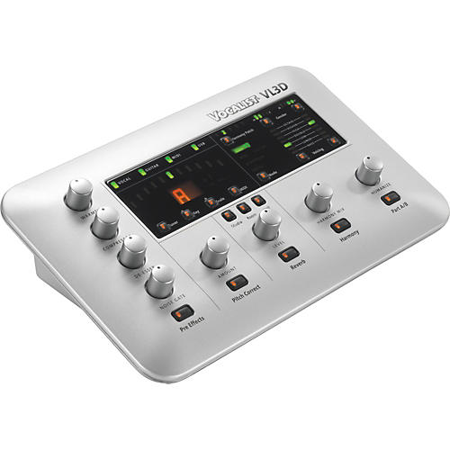 DigiTech Vocalist VL3D Desktop Vocal Harmony Processor